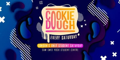Cookie Dough - Every Saturday
