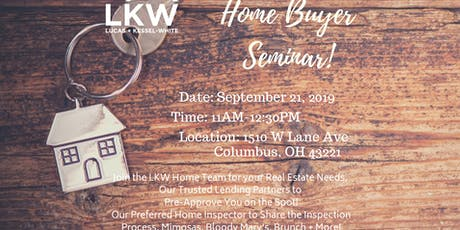 Free Home Buyer Seminar!  tickets