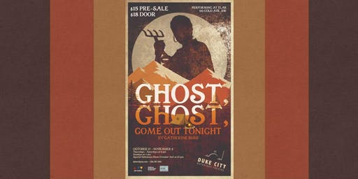 Ghost, Ghost, Come Out Tonight (PWIW)