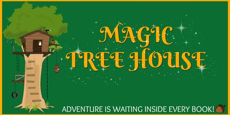Magic Tree House Book Club tickets