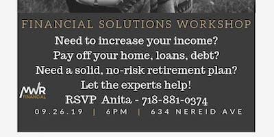 Financial Solutions Workshop