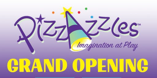 PizZaZzles Grand Opening Celebration