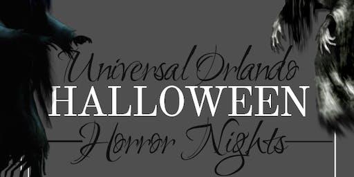ONL Travel presents Universal Halloween Horror Nights