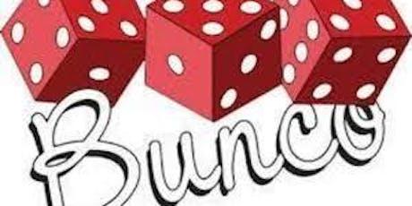 BUNCO Fundraiser for Elizabeth Molder tickets
