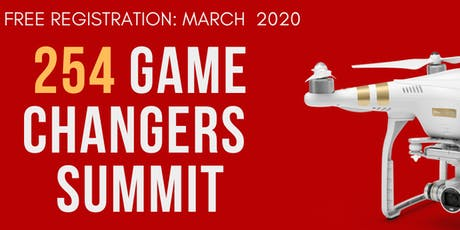 254 GAME CHANGERS SUMMIT tickets