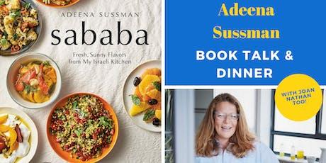 Sababa Restaurant Collaboration Dinner  W/ Cook Book Author Adeena Sussman tickets