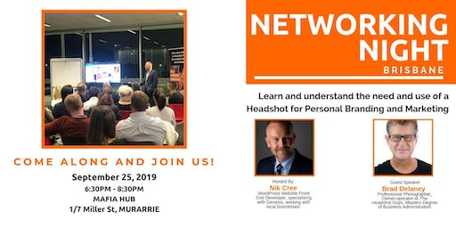 8th Brisbane Networking Night: Come Along And Join Like-Minded Business Owners