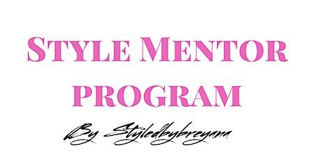 Style Mentor Program tickets