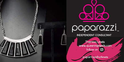 """Paparazzi Pop Up Shop by """"Queen T's"""""""