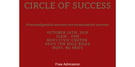 Circle of Success - Knowledgeable Women are Empowered Women tickets