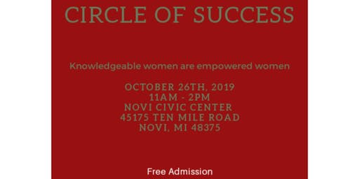 Circle of Success - Knowledgeable Women are Empowered Women