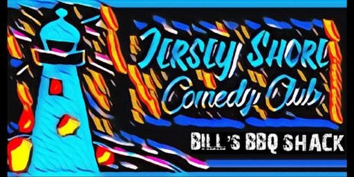 Stand-Up Comedy Night at Bill's BBQ Shack Bayville NJ - Sat Oct 12th 8pm