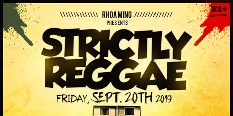 Strictly Reggae tickets