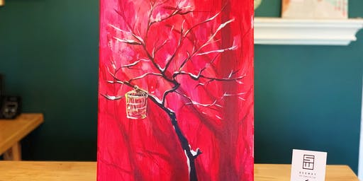 THINGS TO DO -PAINT & SIP EVENT: FALL