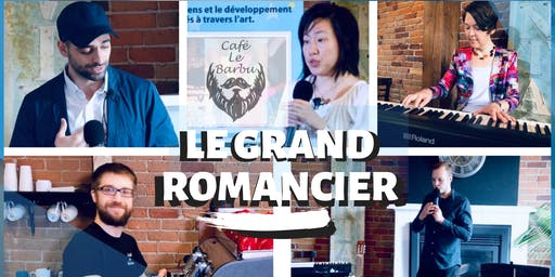 Le Grand Romancier 3e édition