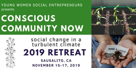 Young Women Social Entrepreneurs 2019 Retreat  tickets
