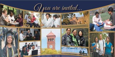 2019 Hampton University On-site Admission Program (Greensboro, NC)