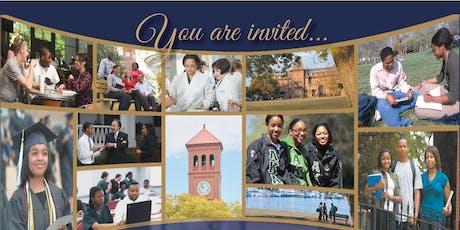 2019 Hampton University On-site Admission Program (Greensboro, NC) tickets