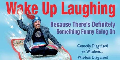 A Better World Presents A Night of Cosmic Comedy with Swami Beyondananda tickets