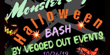 Monster Vegan Halloween Bash tickets