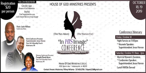 """In HIS Image"" Conference"