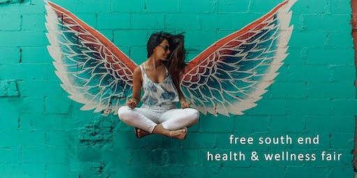 FREE South End Health & Wellness Fair