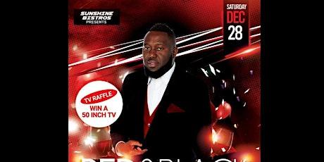 RED  & BLACK AFFAIR 5 LAN & DJ BMG tickets