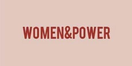 Women&Power: El uso de la tecnología para la escalabilidad de nuestro negocio entradas