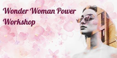 Wonder Woman Power Workshop tickets