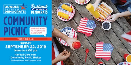 Dundee Dems & Rutland Dems Community Picnic tickets