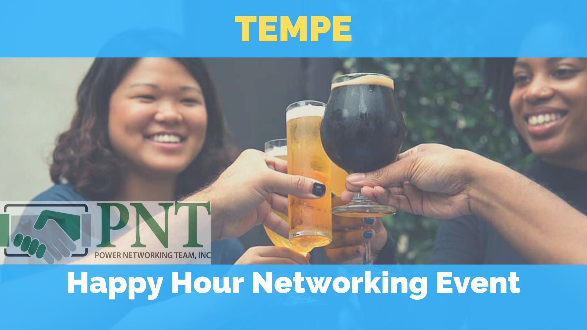 10/24/19 PNT Tempe Chapter - Happy Hour Networking Event