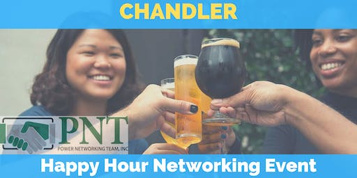 10/29/19 PNT Chandler Chapter -  Happy Hour Networking Event