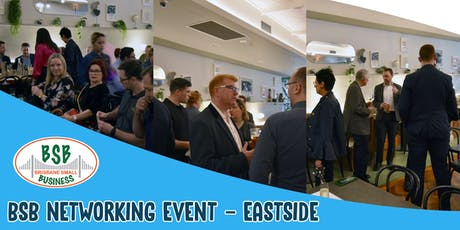 BSB Networking - Business at Bacchus tickets