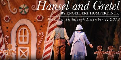 Opera San Jose: Hansel And Gretel