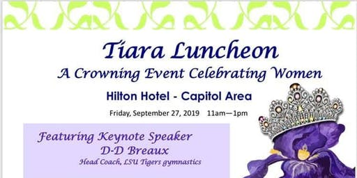Tiara Luncheon: A Crowning Event Celebrating Women