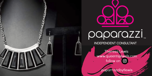 "Paparazzi Pop Up Shops - with ""Queen T's"""