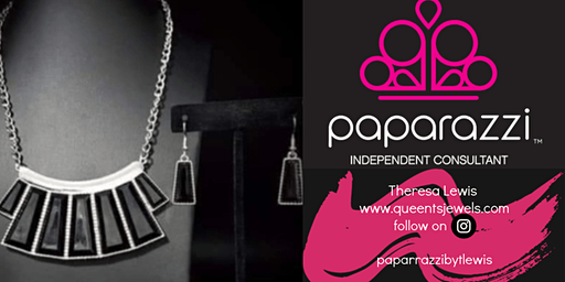 """Paparazzi Pop Up Shops - with """"Queen T's"""""""