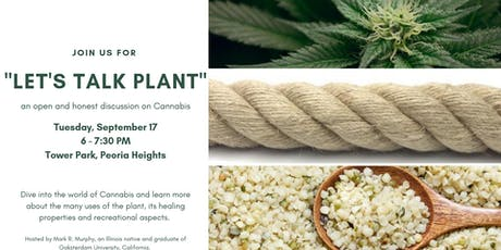 Let's Talk Plant tickets