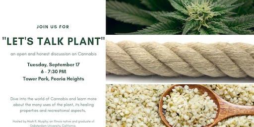 Let's Talk Plant