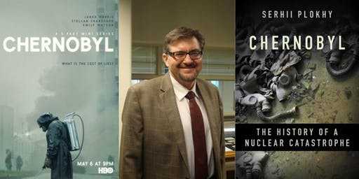 Serhii Plokhy: Chernobyl: The History of a Nuclear Catastrophe