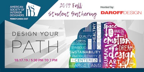 ASID PA EAST Fall Student Gathering 2019 tickets