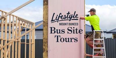 Lifestyle Mount Duneed Site Tours