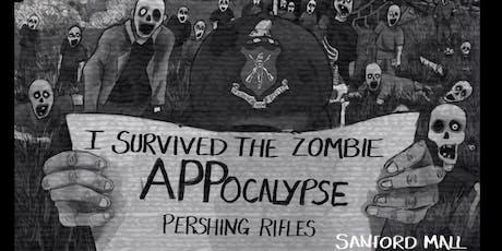 Zombie APPocalypse tickets