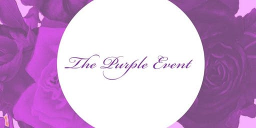 "The Purple Event "" An evening of Hope"""