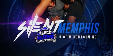 Silent Memphis (U of M HC) tickets
