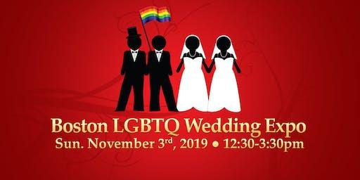 Boston/Cambridge, MA 15th annual LGBTQ Wedding Expo