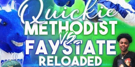 QUICKIE ( METHODIST VS FAYSTATE)