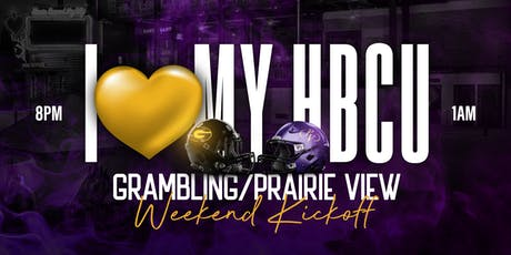 I Love My HBCU | Grambling vs. PV Weekend Kickoff tickets