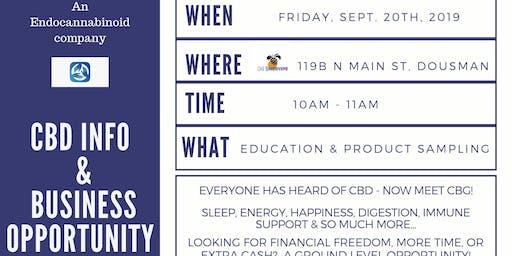 CBD info & business opportunity