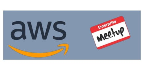 AWS Enterprise Meetup - 10th Oct tickets